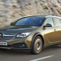 Opel Insignia Country Tourer Тест Драйв.